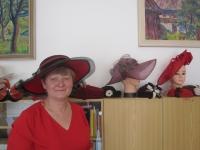 JUDr. Marie Mazánková: Tvůrkyně klobouků z Litovle